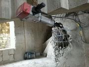 Снос, разрушение стен, перегородок87715767876, 87077576787